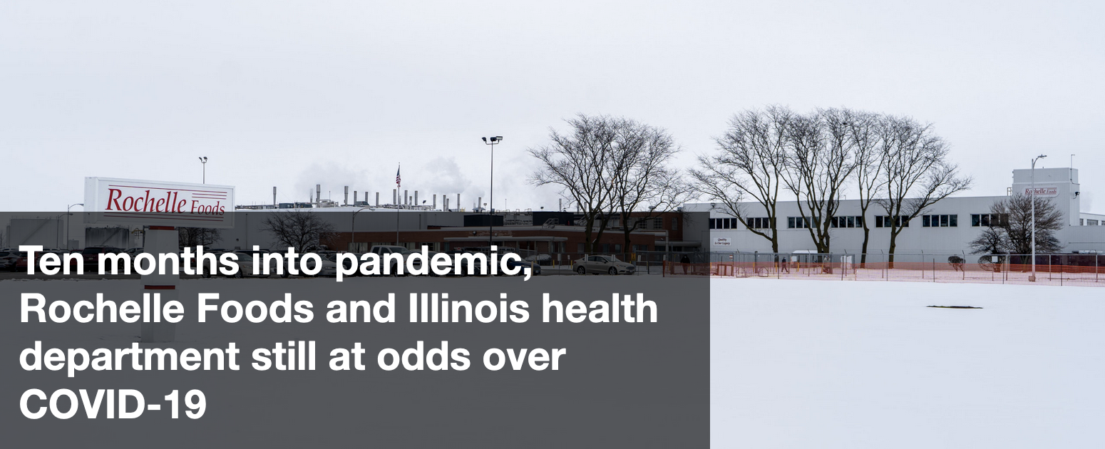 More confidential Illinois outbreak reports show how COVID-19 spread over the summer